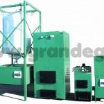300kW+25kW Boilers