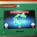 Новая панель GRANDEG